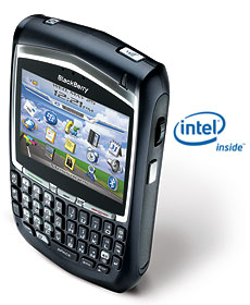 Blackberry 8700g Mobile Phone