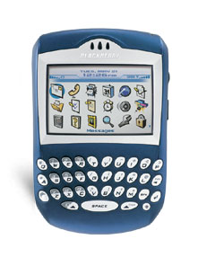 BlackBerry 7290 Mobile Phone