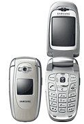 Samsung E620 Mobile Phone