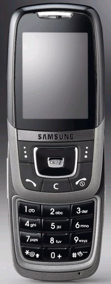 Samsung D600 Mobile Phones