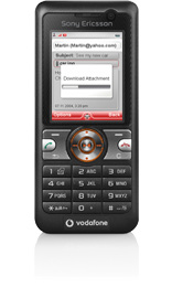 Sony Ericsson V630i ( Click To Enlarge )