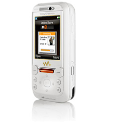 Sony Ericsson W850i ( Click To Enlarge )